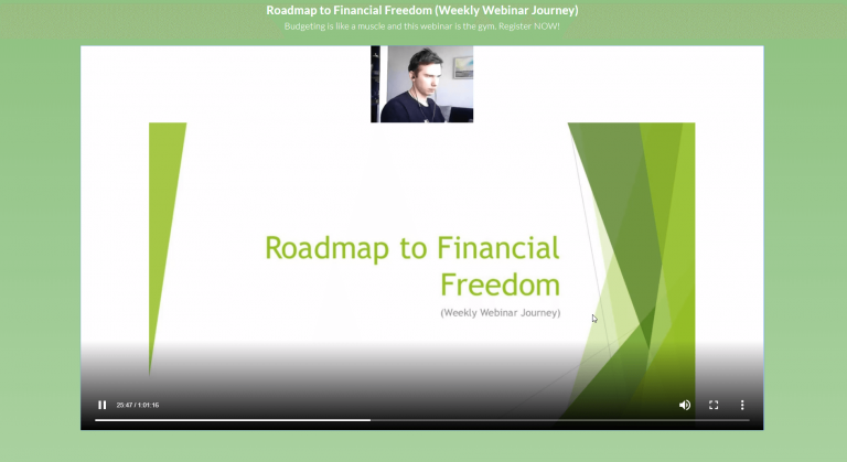 Demio Webinar Replay Video