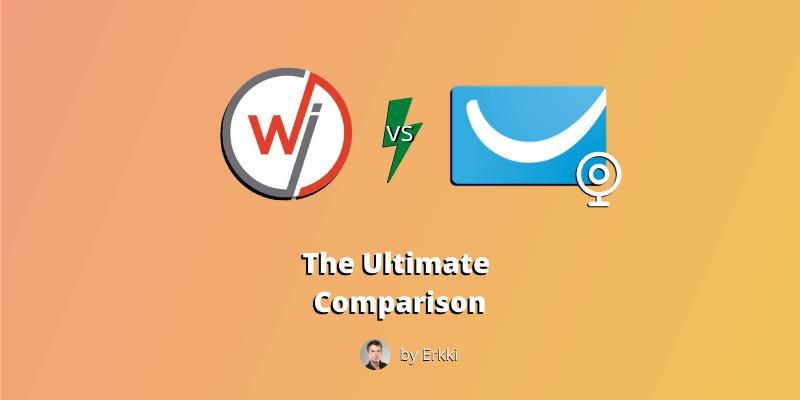 WebinarJam vs GetResponse webinars