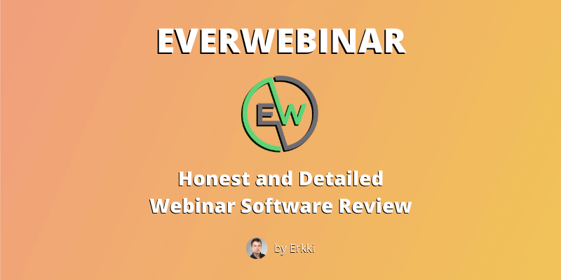 Everwebinar review featurd image