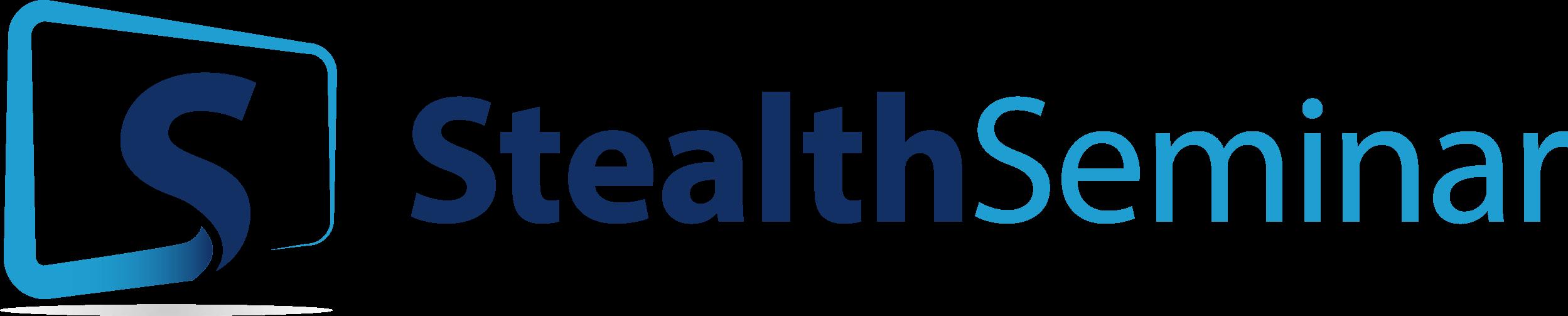 stealth seminar logo