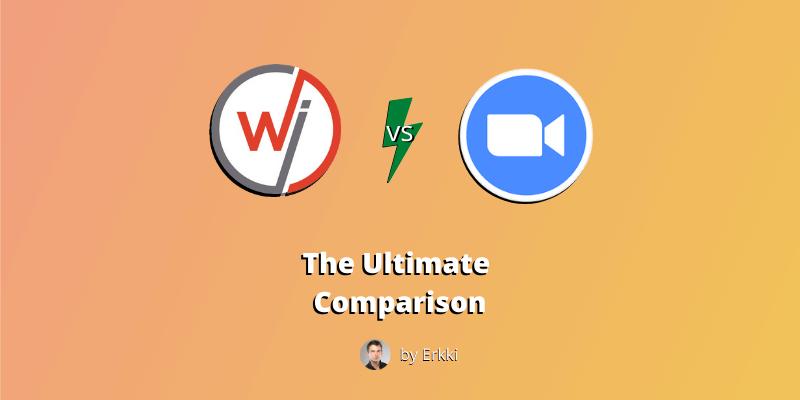 WebinarJam vs Zoom Webinars - featured image