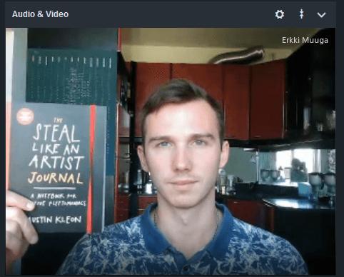 Small webcam quality