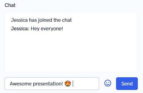 WebinarKit live chat