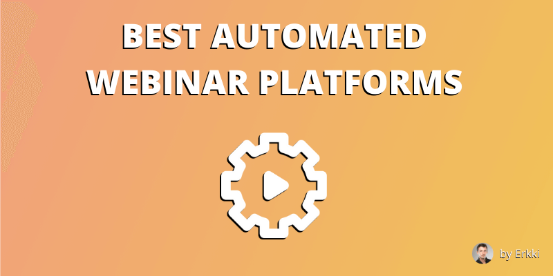 Best Automated Webinar Software - featured image