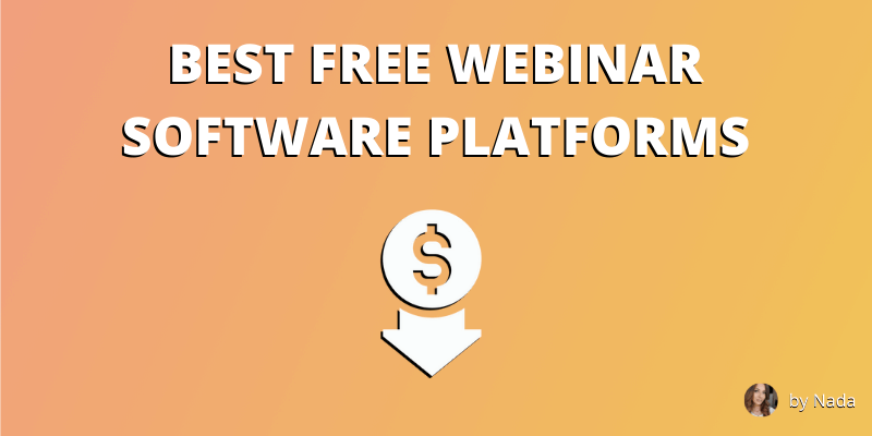 Free Webinar Software - featured image