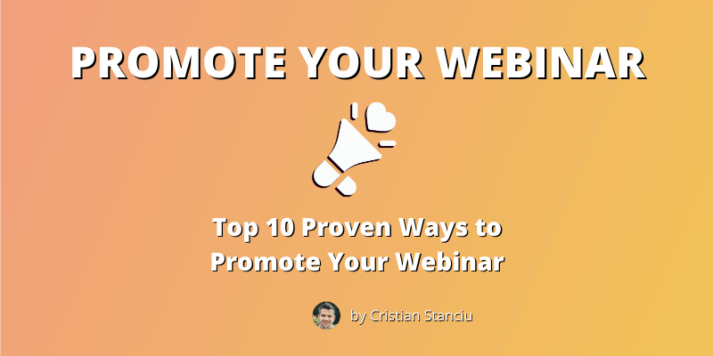 Promote Your Webinar - featured
